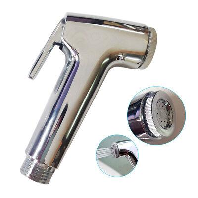 Handheld WC Badezimmer Bidet Sprayer Duschkopf Wasser Düse Sprinkler Spray ABS ()