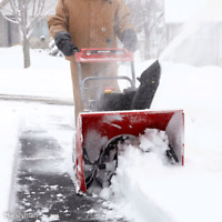 City Wide Snow Removal 200$ Seasonal Offer