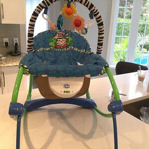 Chaise berçanre pour bébé