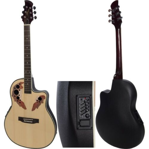 Electro acoustic guitar 4/4 Ovation 41