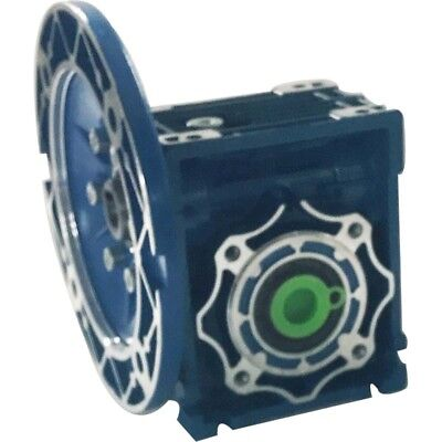 Worm Gear 401 Rv40 Speed Reducer Gearbox Dual Output Shaft