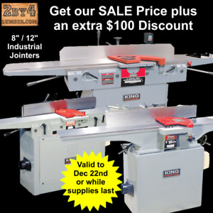 Woodworking Equipment Sale f
