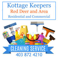 Professional Cleaning Service, 15+ Years Experience!