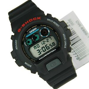 G-Shock DW6900-1V 40$ bought for 80 at WATCH-IT bayshore