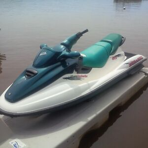 Seadoo, trailer and port for sale