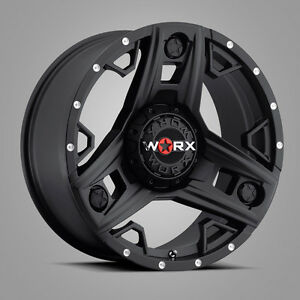 WORX TRIAD WHEEL, WORX WHEEL CHEVY/GMC