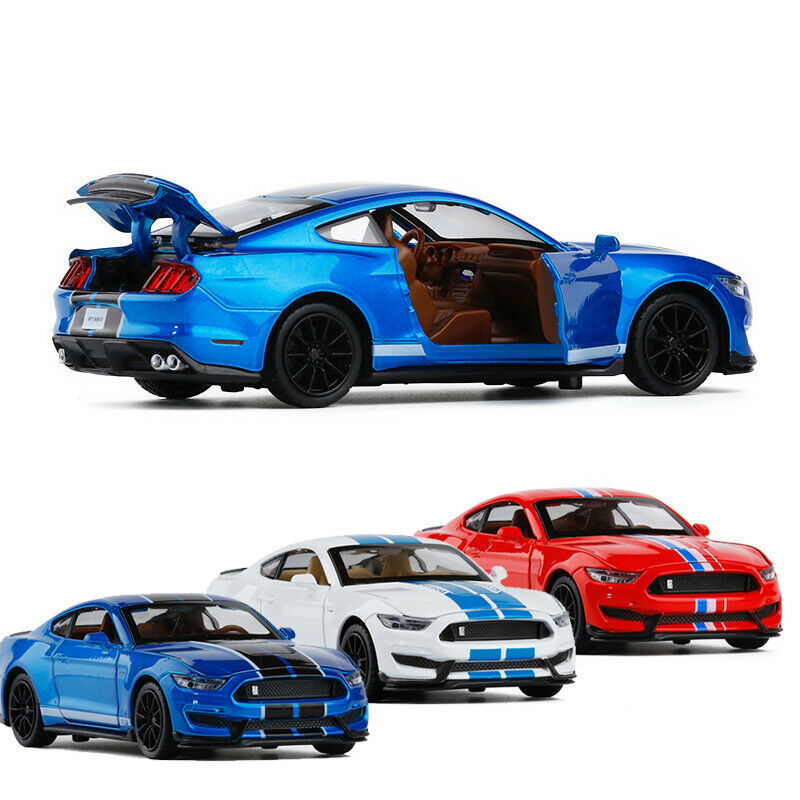 Ford Mustang Shelby GT350 1:32 Scale Model Car Diecast