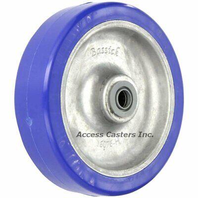 Ws38208 8 X 2 Bassick Honcho Polyurethane On Aluminum Wheel 1500 Lbs Capacity
