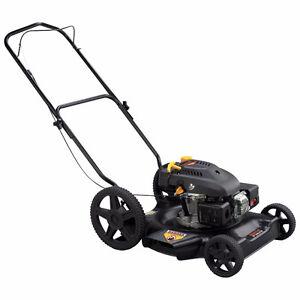 "Master Craft 21"" High Wheel Gas Mower"