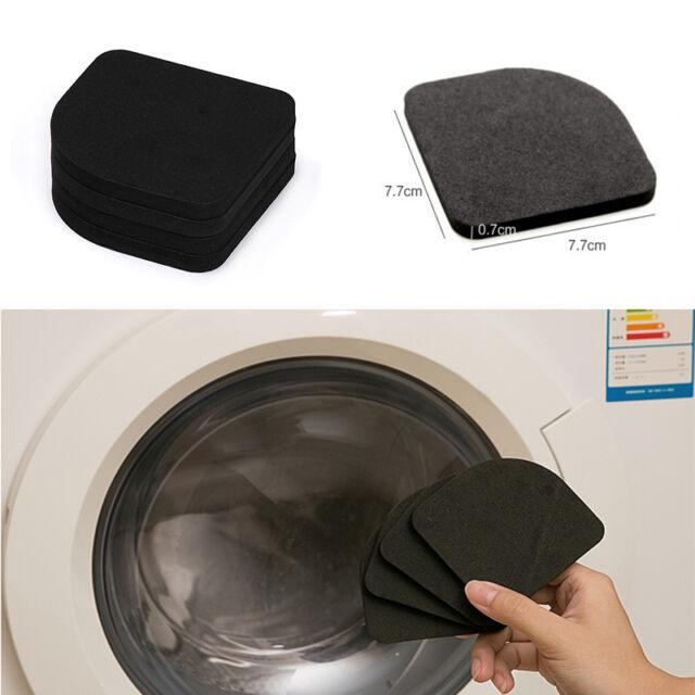Useful Refrigerator Mute Mat Washing Machine Anti Vibration Pad Shock Pads
