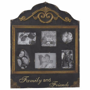Family and Friends Photo Wall Collage, New