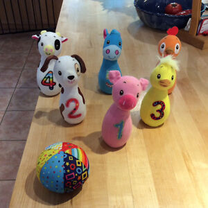 Toddler Toy Lot (Most suitable for 12M+)