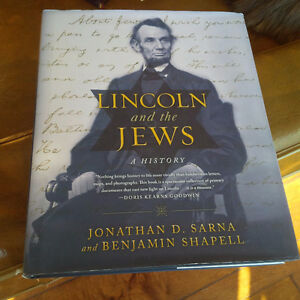Lincoln and the Jews, A History, 2015
