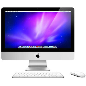 Back to School Sale - Apple iMac 21.5  Core i3-540 Dual-Core 3.0