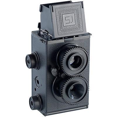 Kamera Bausatz: Zweiäugige Spiegelreflex-Kamera zum Selberbauen (Fotokamera)