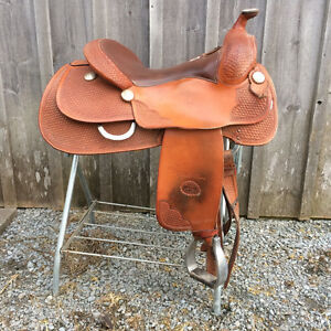 Billy Cook Classic Saddle
