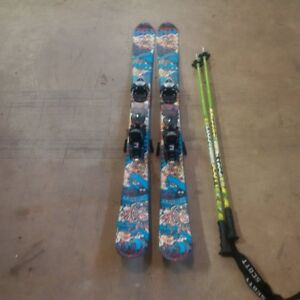 For sale boots and skis