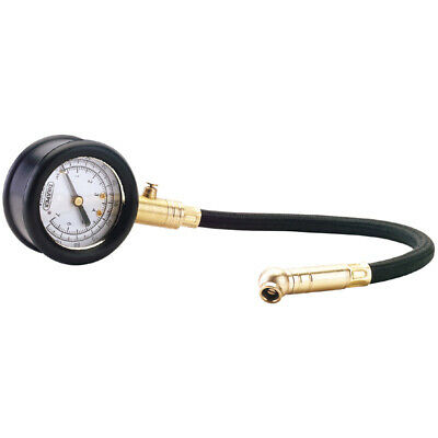 Draper 69924 Tyre Pressure Gauge with Flexible Hose & Air Release
