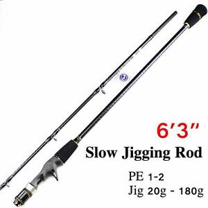 FishingTrends.Net - Slow Pitch Rod 20-180g $234.95 Barmaryee Yeppoon Area Preview