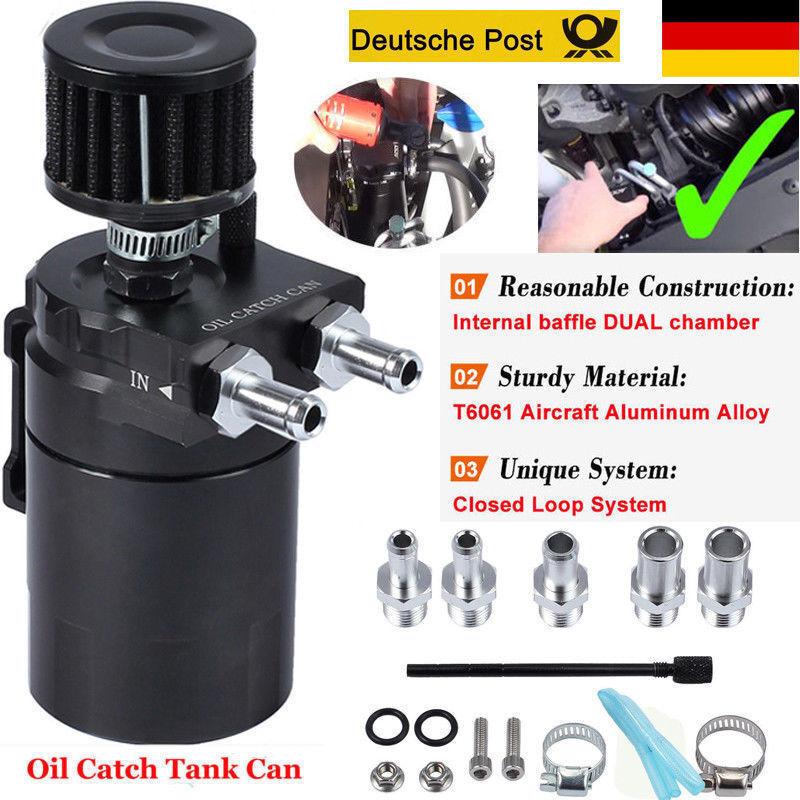 /Öl Auffangbeh/älter Oil-Catch-Tank Typ I /Ölsammler