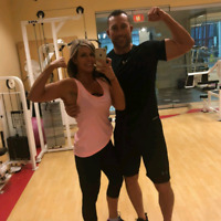Personal trainer and conditioning coach