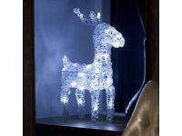 Light up reindeer