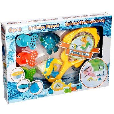 Spielzeug Badewanne Badespielzeug Badewannenspielzeug Wasserspielzeug Fische