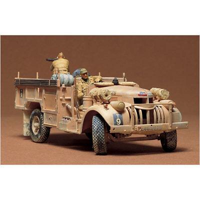 TAMIYA British LRDG Chevrolet 35092 1:35 Military Model Kit