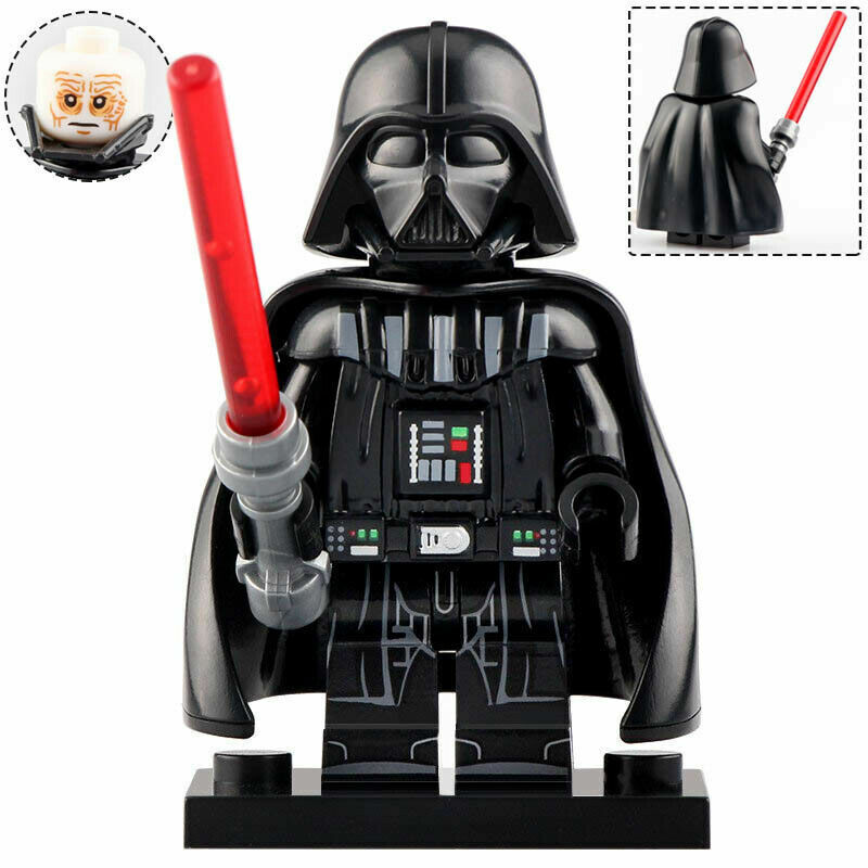 DARTH VADER MINI STAR WARS MINIFIGURE FIGURE USA SELLER NEW IN PACKAGE