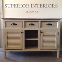 Custom Solid Wood Furniture - MADE TO ORDER