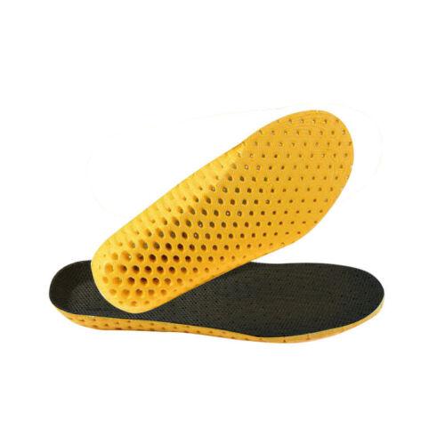 Neu Unisex Orthesen Sport Laufen Innensohlen Einlage Schuhe Polster