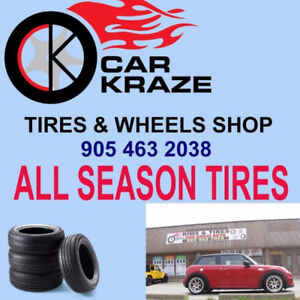 All Season Tires Brampton Gta 905 463 2038 CAR-KRAZE