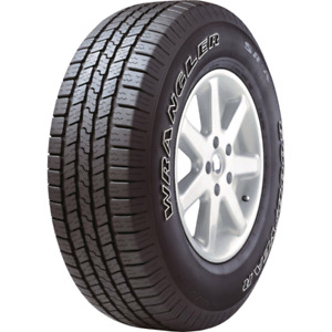 4 pneu d'été wrangler goodyear 255 70 17