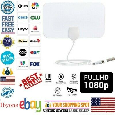 antenna digital hd tv 50 miles range