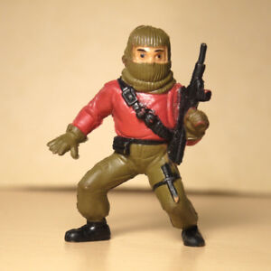 """1987 GUTS AND GLORY ACTION FIGURE """"SOLDIER"""" """"MILITARY"""""""