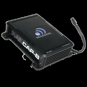 Massive Audio RAILCAP B - 4 FARAD Capacitor for Blade Series Amplifiers