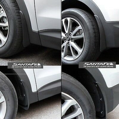 OEM Parts Splash Guard Mud Flaps Mud Guards Set for HYUNDAI 2013-2018 Santa Fe