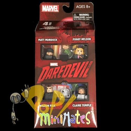 Marvel Minimates Netflix Original Daredevil Series 1 Foggy Nelson
