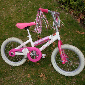 Pink Avigo Girls Rule Bike