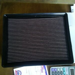 K&N Air Filter 33-2129 Chevy Silverado 5.3L