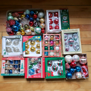 Christmas Ornaments and Decorations