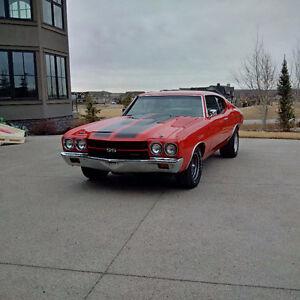 Mint Condition 1970 Chevrolet Chevelle