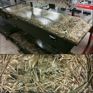 Camo Tool Boxes - Exclusive to Caps Plus  - High End