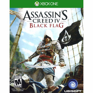 Assassin's Creed 4: Black Flag (Xbox One) Great Condition