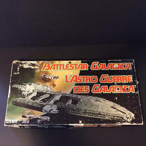Vintage, Battlestar Galactica, Board Game, 1978