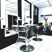 Affordable & 'Turn Key' - Downtown Boutique Hair Salon FOR SALE