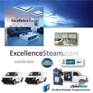 ET EXCELLENCE CARPET CARE  Carpet and Upholstery Cleaning London Ontario image 1