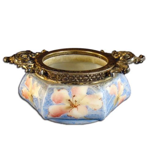 C. F. Monroe Company Kelva Art Glass Dresser Dish
