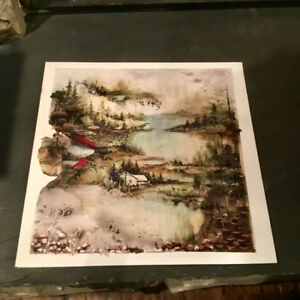 Bon Iver, Album Bon Iver Mint Condition Vinyl Record
