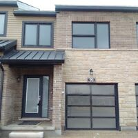 Brand New Luxury Free Hold Town Home